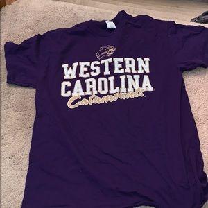 Western Carolina T-shirt